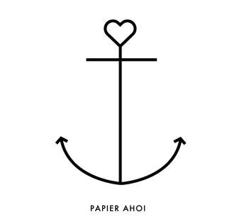 Papier ahoi